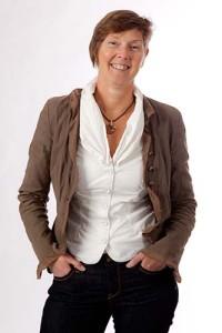 Voorzitter Annemieke Brouwer